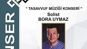 "2018 - 2019 Sanat Sezonu Tasavvuf Müziği Konseri"""