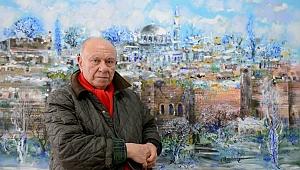 Resmin ustası Mustafa Pilevneli Selçuk Yaşar Sanat Galerisi'nde...