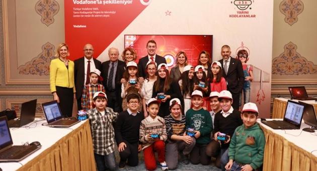 Türkiye Vodafone Vakfı 5'inci Danışma Kurulu Toplantısı Yapıldı