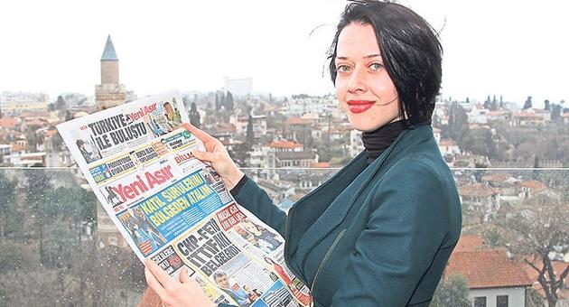 Yeni Asır Türkiye'de büyük ilgi gördü