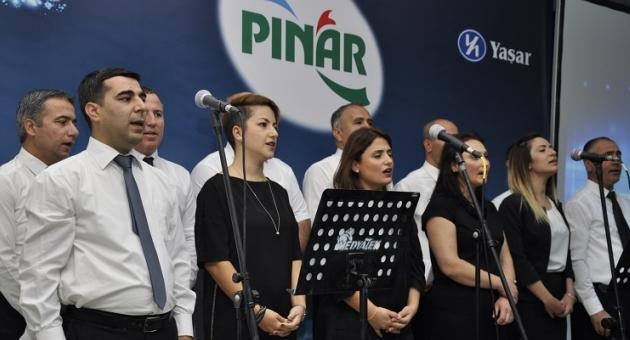 """Pınar Korosu'ndan  """"Dünya Kadınlar Günü""""ne özel konser"""