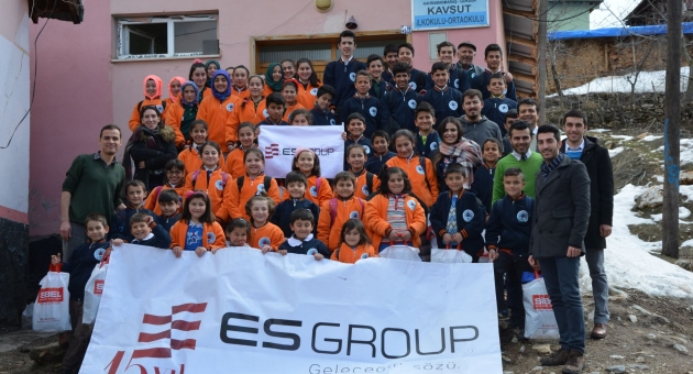 Es Group'tan 1100 Km'lik Köprü