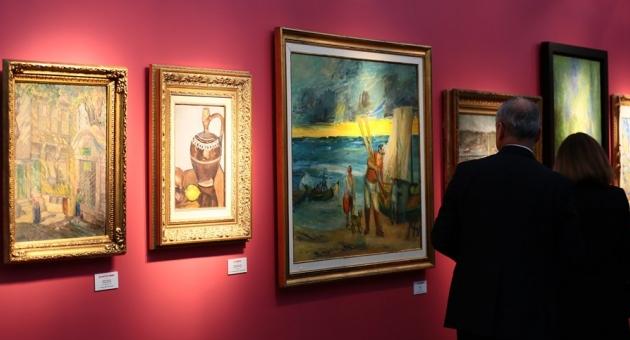 Folkart Gallery'de Yeni Sergi