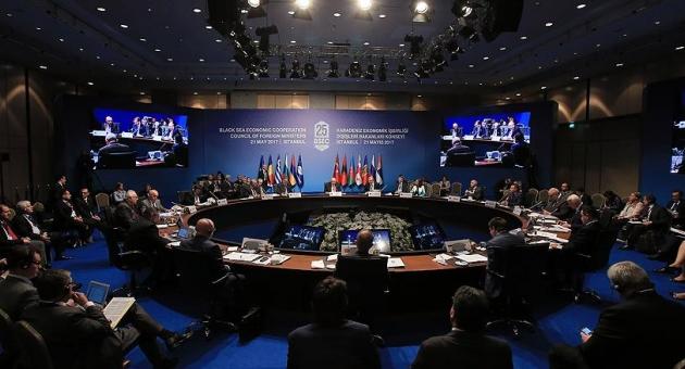 İstanbul, Karadeniz ülkelerinin liderlerini ağırlıyor