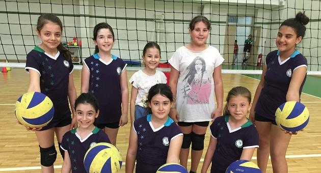 Haydi çocuklar DSİ Spor'a !