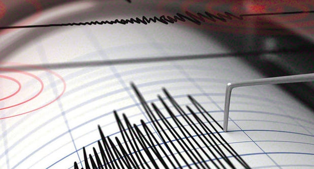 Ege Denizi'nde 5.0 Şiddetinde Deprem