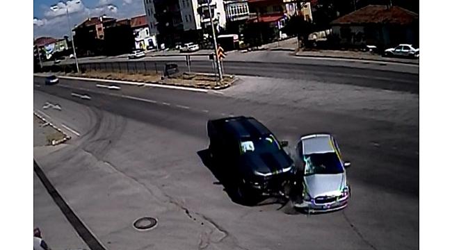 19 Mayıs'ta kaza: 1 yaralı
