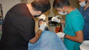 Bitlis ADSM'de implant tedavisine başlandı