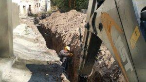 Büyükşehir'den ilçelere altyapı yatırımı