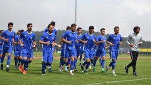 Gazişehir Futbol Kulübü'nün özel maçı sis nedeniyle ertelendi