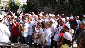İzbaş'dan grev açıklaması