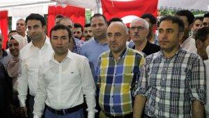 Kayapınar Belediyesi, 15 Temmuz Demokrasi ve Milli Birlik Gününü coşkuyla kutladı