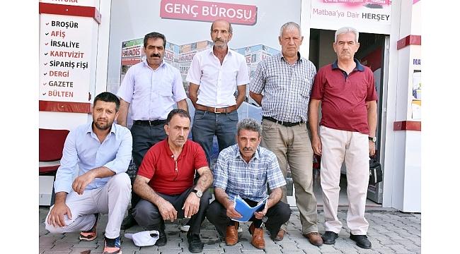 MHP Genç ilçe yönetiminde toplu istifa