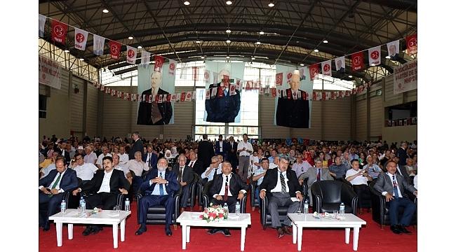 MHP İzmir Yönetiminde kimler yeraldı?