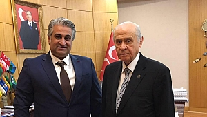 MHP Narlıdere  Yönetimi Görev  Dağılımı Yaptı