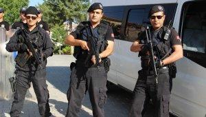 Nevşehir'de uyuşturucu operasyonunda 54 kişi gözaltına alındı
