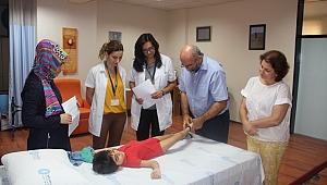 Serebral palsi tedavisinde deneyimli merkez DEÜ Hastanesi