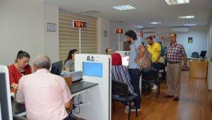 Trabzon'da çipli kimlik kartı sahibi 35 bine yaklaştı