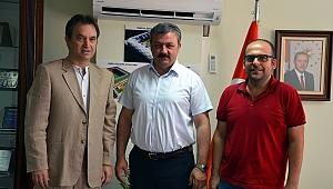 TSYD'den Nüammer Uslu'ya ziyaret