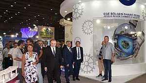 86. İEF'de EBSO farkı