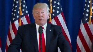 ABD Başkanı Trump, Virjinya'da yaşananları bağnazlık olarak niteledi