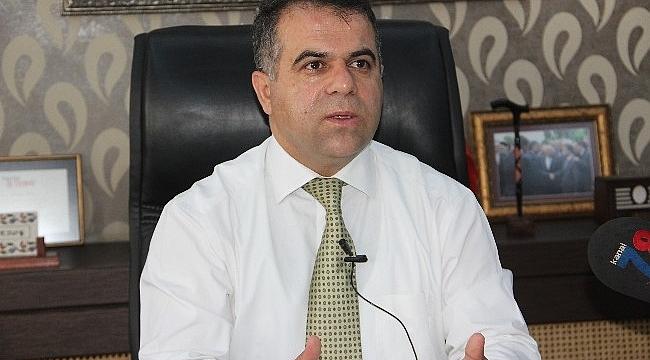 Açığa alınan belediye başkanı gözaltına alındı