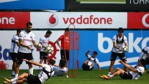 Beşiktaş, Bursaspor maçı hazırlıkları başladı