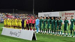 Bornova Stadı ile gelen başarı