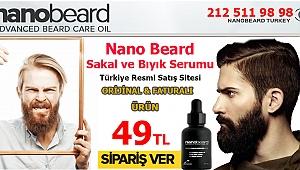 Bu Sene Erkeklerin Bakımı Nano Beard Ürününden