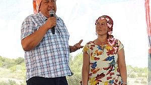 Dikili Bamya Festivali'ne Büyük İlgi