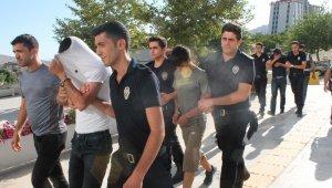 Elazığ'da yakalanan 4 hırsız tutuklandı