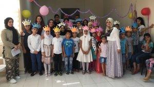 Kayapınarlı öğrenciler Kuran'ı Kerim'e geçişlerini kutladılar