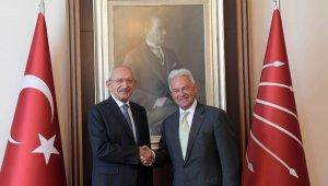 Kılıçdaroğlu, Birleşik Krallık Devlet Bakanı Duncan ile görüştü