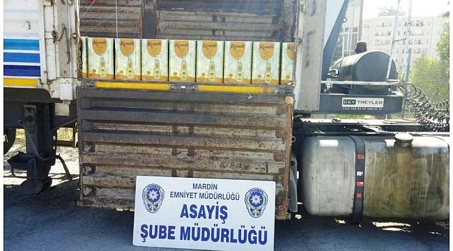Mardin OSB'de dolandırıcılık yapanlar yakalandı