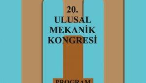 Mekanikteki son gelişmeler Uludağ Üniversitesi'nde tartışılacak