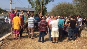 Otobanda vefat eden Ortacalı tır şoförü toprağa verildi