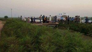 Şanlıurfa'da iki kişi boğuldu