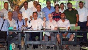 Trakya Birlik Yönetim Kurulu Başkan Vekili Hilmi Kahraman'dan vefa örneği