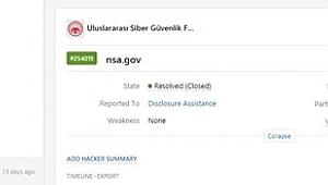 Türkler ABD, NSA ve Yahoo'da güvenlik açığı buldu