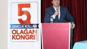 AK Parti Gençlik Kollarında kongre heyecanı devam ediyor