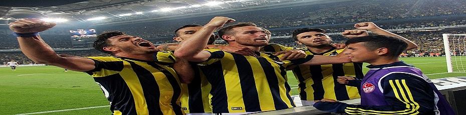 Olaylı derbi Fenerbahçe'nin