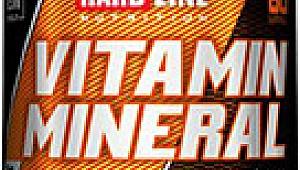 Türkiye Üretimli Vitamin Ve Mineral İçeren Spor Besini