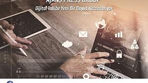 Ajans Press Group Dijital Takibe Yeni Bir Boyut Kazandırıyor