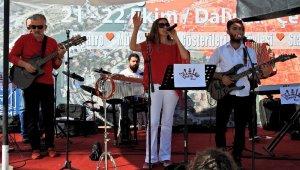 Aşk Festivali renkli görüntülerle sona erdi