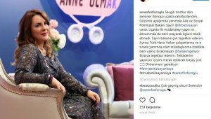 Bakan Kaya, uçakta fenalaşan oyuncu Seren Fosforoğlu'na müdahale etti