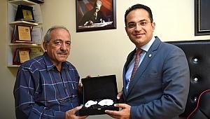 Başkan Olgun Atila'nın mahalle ziyaretleri devam ediyor