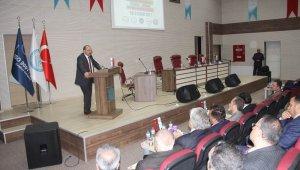 """Bitlis'te """"Ceviz Çalıştayı"""" düzenlendi"""