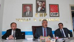 "CHP'li Yaşar: ""Her zaman seçime hazırız"""