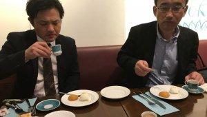 Japonya'da Menengiç Kahvesi tanıtıldı