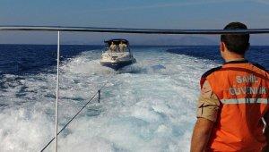 Kaçmak için Ukraynalı organizatörleri kullanan FETÖ üyeleri denizde yakalandı